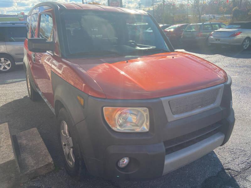 2003 Honda Element for sale at Matt-N-Az Auto Sales in Allentown PA