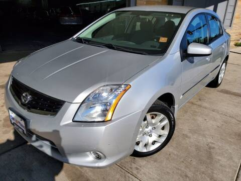 2012 Nissan Sentra for sale at Car Planet Inc. in Milwaukee WI
