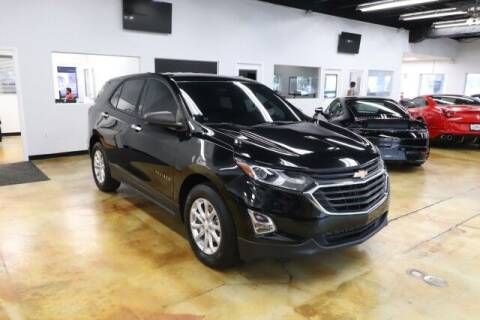 2018 Chevrolet Equinox for sale at RPT SALES & LEASING in Orlando FL