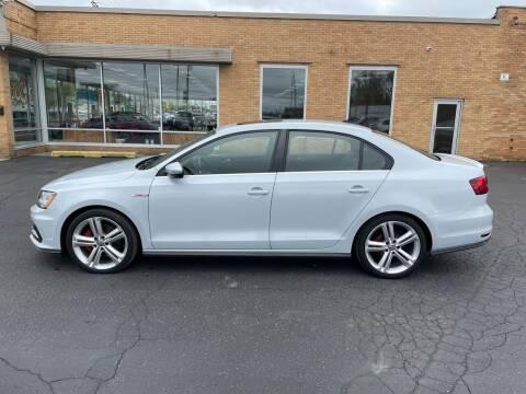 2017 Volkswagen Jetta for sale at Auto Sport INC in Grand Rapids MI