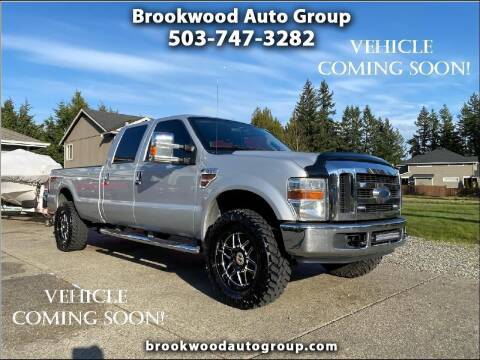 2008 Ford F-350 Super Duty for sale at Brookwood Auto Group in Forest Grove OR