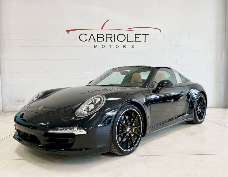2015 Porsche 911 for sale at Cabriolet Motors in Morrisville NC
