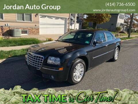 2010 Chrysler 300 for sale at Jordan Auto Group in Paterson NJ
