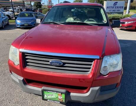 2006 Ford Explorer for sale at Auto Union LLC in Virginia Beach VA