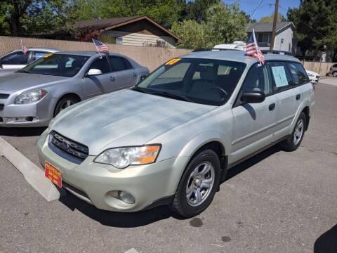 2007 Subaru Outback for sale at Progressive Auto Sales in Twin Falls ID