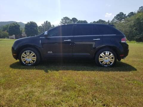 2008 Lincoln MKX for sale at Tennessee Valley Wholesale Autos LLC in Huntsville AL