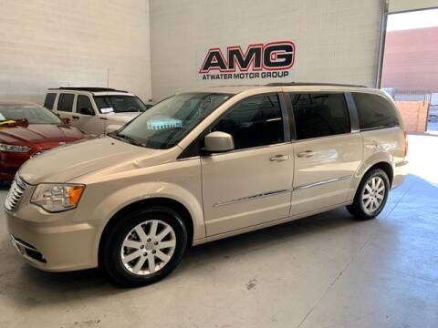 2014 Chrysler Town and Country for sale at Atwater Motor Group in Phoenix AZ