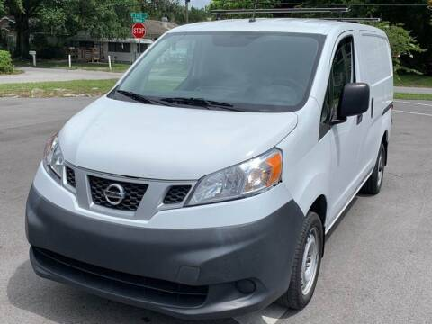 2015 Nissan NV200 for sale at Consumer Auto Credit in Tampa FL