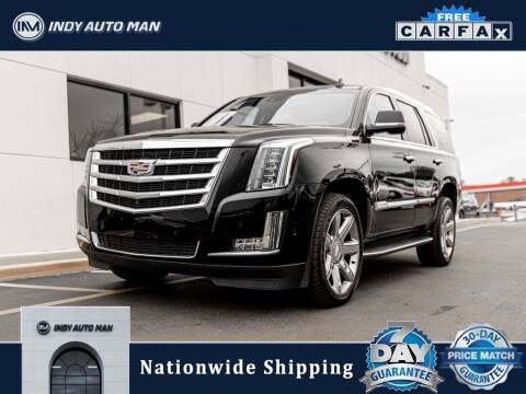 2019 Cadillac Escalade for sale at INDY AUTO MAN in Indianapolis IN