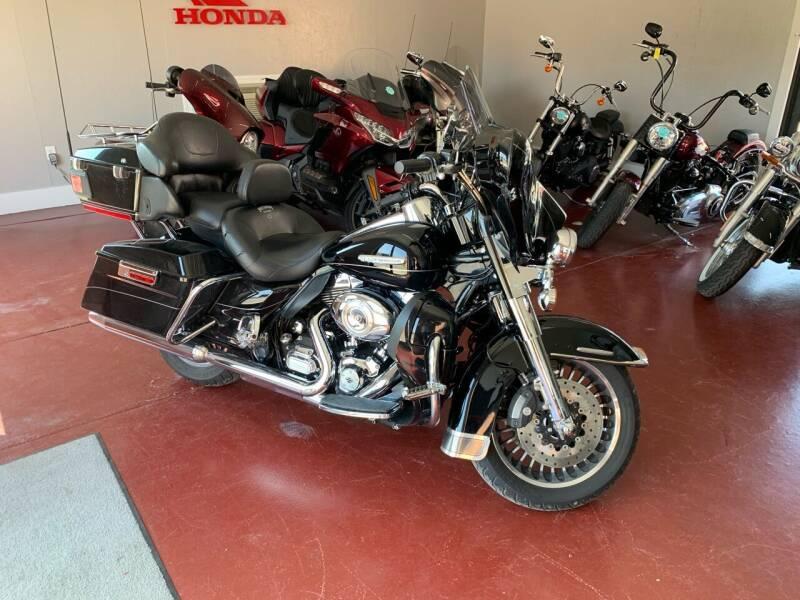 2011 Harley Davidson Ultra Classic for sale at Dan Powers Honda Motorsports in Elizabethtown KY