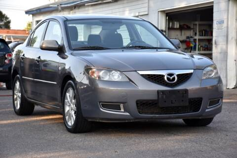 2007 Mazda MAZDA3 for sale at Wheel Deal Auto Sales LLC in Norfolk VA
