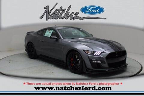 2021 Ford Mustang for sale at Auto Group South - Natchez Ford Lincoln in Natchez MS