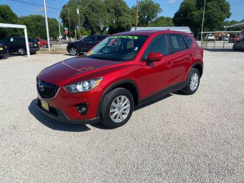 2014 Mazda CX-5 for sale at Bostick's Auto & Truck Sales LLC in Brownwood TX