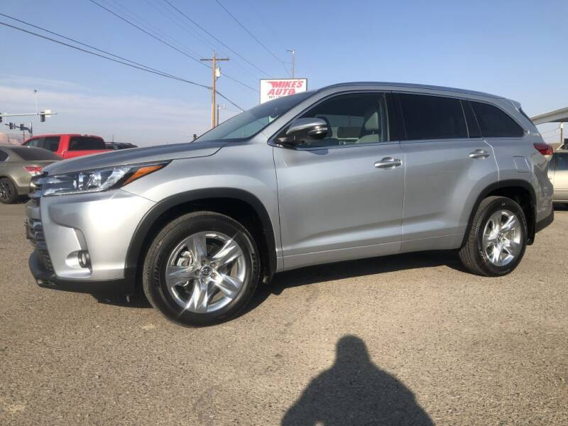 2017 Toyota Highlander for sale at Mikes Auto Inc in Grand Junction CO