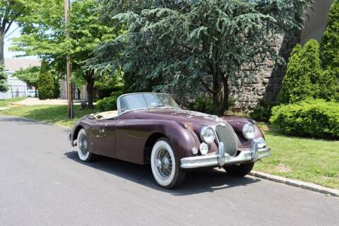 1960 Jaguar XK150S for sale at Gullwing Motor Cars Inc in Astoria NY