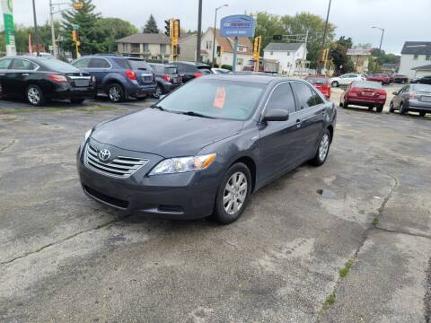 2007 Toyota Camry Hybrid for sale at MOE MOTORS LLC in South Milwaukee WI