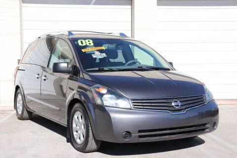 2008 Nissan Quest for sale at MG Motors in Tucson AZ