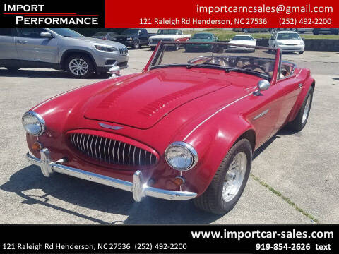 1964 Austin-Healey 3000 Z for sale at Import Performance Sales - Henderson in Henderson NC