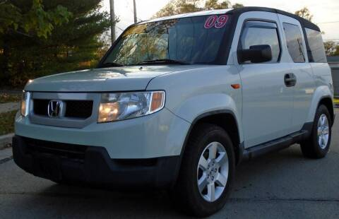 2009 Honda Element for sale at Waukeshas Best Used Cars in Waukesha WI