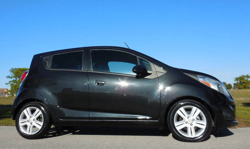 2014 Chevrolet Spark for sale at Performance Autos of Southwest Florida in Fort Myers FL