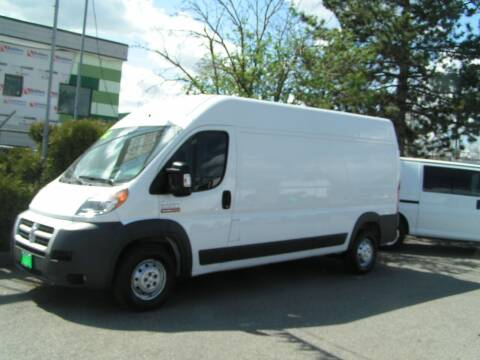 2014 RAM ProMaster Cargo for sale at Common Sense Motors in Spokane WA