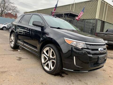 2011 Ford Edge for sale at Gus's Used Auto Sales in Detroit MI