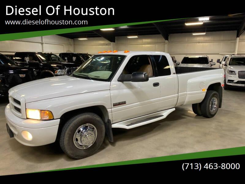2002 Dodge Ram Pickup 3500 for sale at Diesel Of Houston in Houston TX