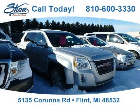 2013 GMC Terrain for sale at Jamie Sells Cars 810 - Linden Location in Flint MI