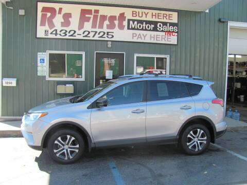 2017 Toyota RAV4 for sale at R's First Motor Sales Inc in Cambridge OH