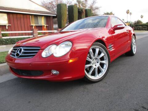 2005 Mercedes-Benz SL-Class for sale at Valley Coach Co Sales & Lsng in Van Nuys CA