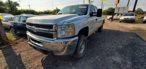 2008 Chevrolet Silverado 2500HD for sale at C.J. AUTO SALES llc. in San Antonio TX