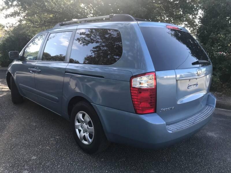 2008 Kia Sedona EX 4dr Mini-Van LWB - Wilmington NC