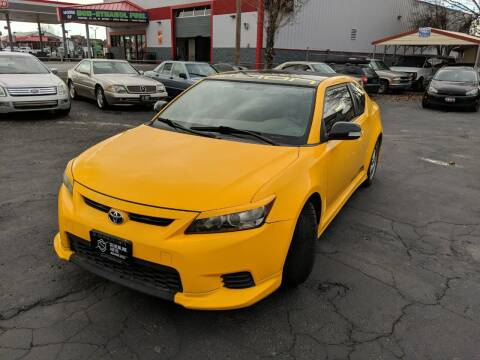 2012 Scion tC for sale at Silverline Auto Boise in Meridian ID