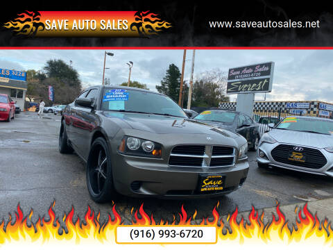 2010 Dodge Charger for sale at Save Auto Sales in Sacramento CA