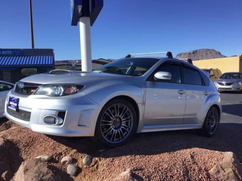 2011 Subaru Impreza for sale at SPEND-LESS AUTO in Kingman AZ