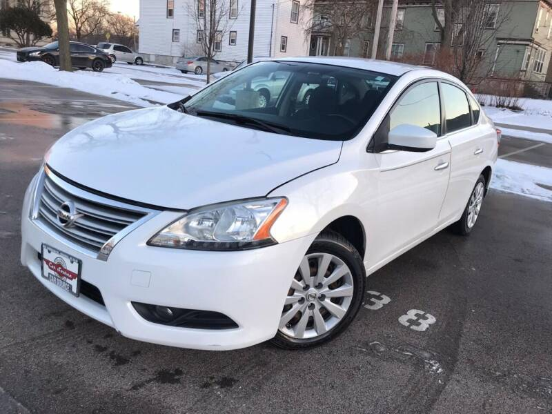2013 Nissan Sentra for sale at Your Car Source in Kenosha WI
