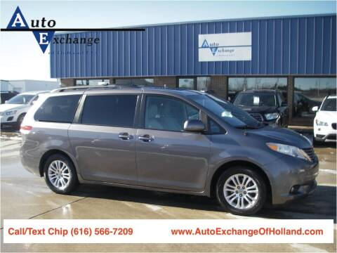 2011 Toyota Sienna for sale at Auto Exchange Of Holland in Holland MI