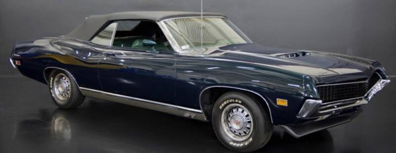 1971 Ford Torino for sale in Redwood City, CA