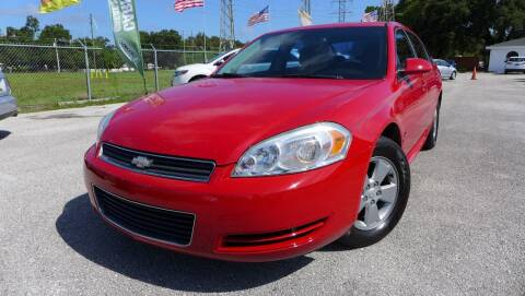 2009 Chevrolet Impala for sale at Das Autohaus Quality Used Cars in Clearwater FL