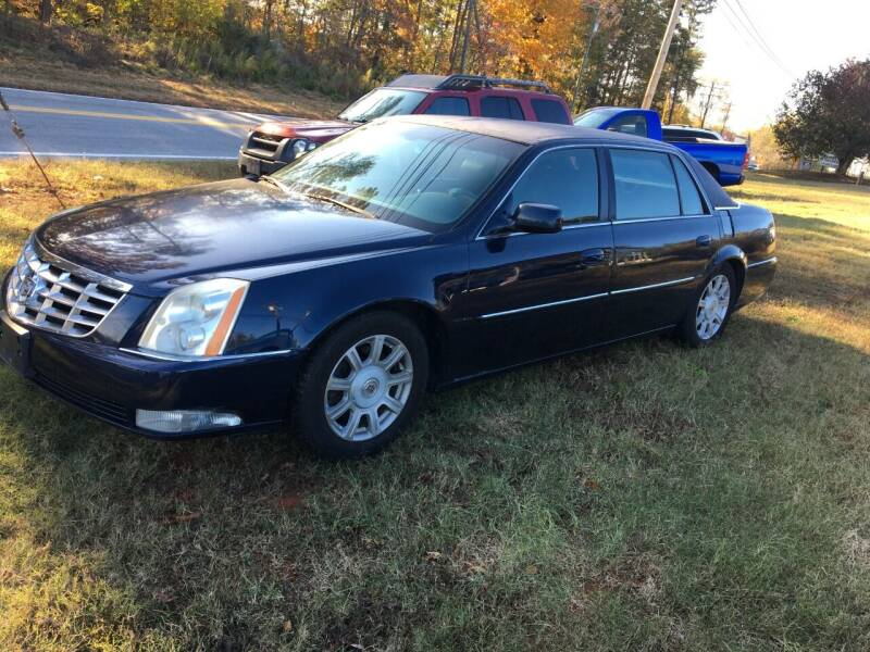 2008 Cadillac DTS Luxury for sale at Mocks Auto in Kernersville NC