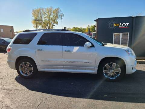 2011 GMC Acadia for sale at THE LOT in Sioux Falls SD