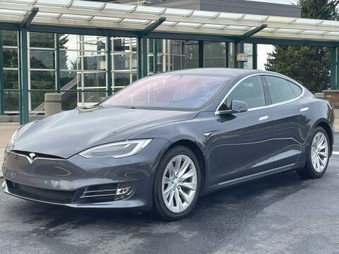2017 Tesla Model S for sale at GO AUTO BROKERS in Bellevue WA