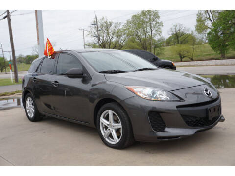 2012 Mazda MAZDA3 for sale at Sand Springs Auto Source in Sand Springs OK