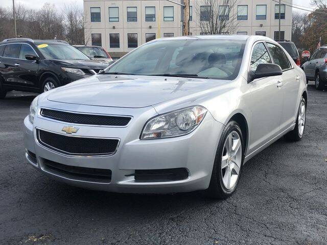 2010 Chevrolet Malibu for sale at All Star Auto  Cycle in Marlborough MA