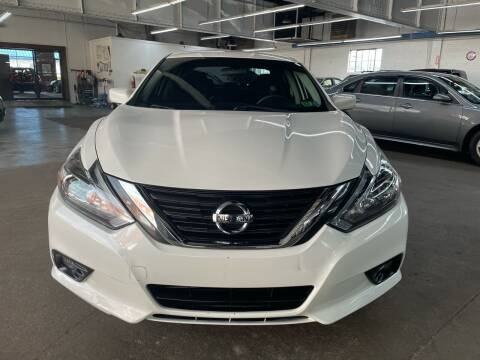 2016 Nissan Altima for sale at John Warne Motors in Canonsburg PA