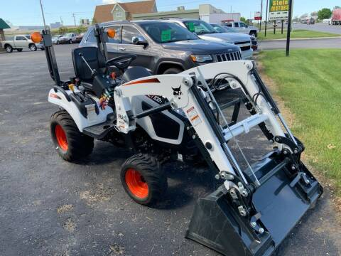 2021 Bobcat CT1021HTS for sale at Stein Motors Inc in Traverse City MI