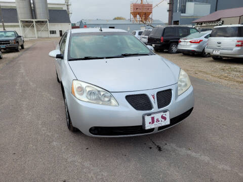 2009 Pontiac G6 for sale at J & S Auto Sales in Thompson ND