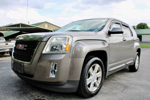 2011 GMC Terrain for sale at Prime Time Auto Sales LLC in Martinsville IN