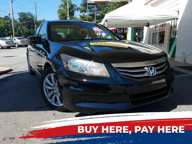 2011 Honda Accord for sale at Automan Auto Sales, LLC in Norcross GA