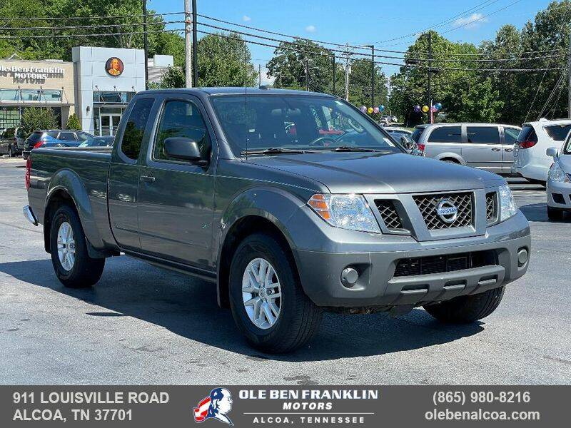 2017 Nissan Frontier for sale in Knoxville, TN
